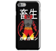incinerate your foes iPhone Case/Skin