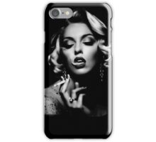 Smokin' Lady iPhone Case/Skin