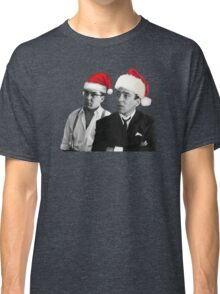 Merry Christmas - The Kray Twins Classic T-Shirt
