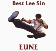 Best Lee Sin EUNE by TypoGRAPHIC