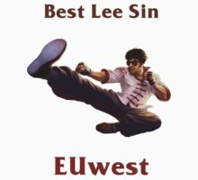 Best Lee Sin EUwest by TypoGRAPHIC