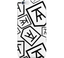 Twin Atlantic Logo | Fill iPhone Case/Skin