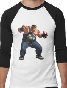 Big Bear Men's Baseball ¾ T-Shirt