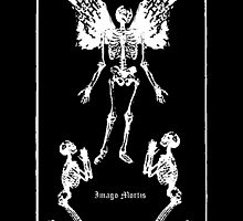 Judgement Tarot XX Sticker by Imago-Mortis
