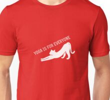 Yoga Is For Everyone Unisex T-Shirt