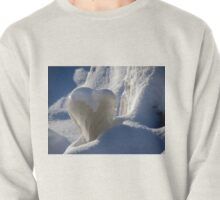 Cold heart Pullover