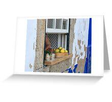 Window.pt Greeting Card