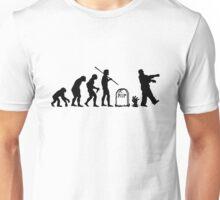Zombie Evolution II Unisex T-Shirt