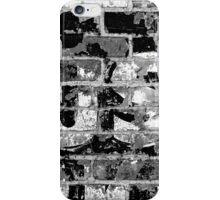 CUST Black and White iPhone Case/Skin