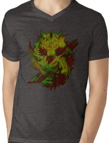 final fantasy color full  Mens V-Neck T-Shirt