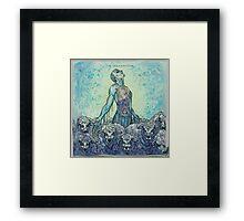 The Separation Jon Bellion Framed Print