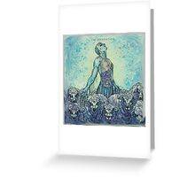 The Separation Jon Bellion Greeting Card