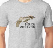 Falling with style - Sugarglider Unisex T-Shirt