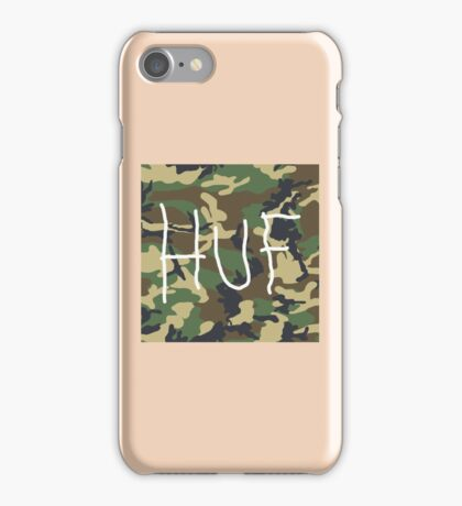 HUF WW iPhone Case/Skin