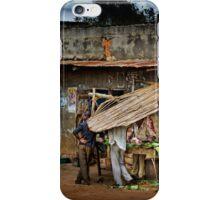 Uganda: The Butcher Shop iPhone Case/Skin