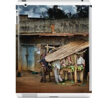 Uganda: The Butcher Shop iPad Case/Skin