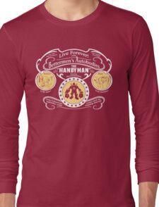 Handyman Autobodies Long Sleeve T-Shirt