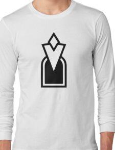 Skyrim Quest Marker Long Sleeve T-Shirt
