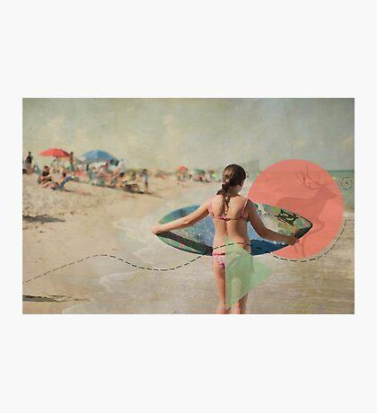 Surfer Photographic Print