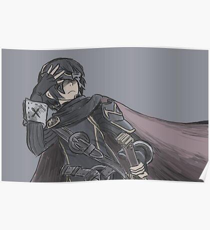 Masked Stranger Poster