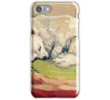 Cosi Sleeping iPhone Case/Skin