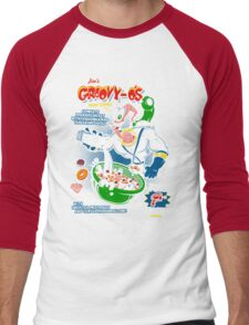Groovy-Os Cereal v2 Men's Baseball ¾ T-Shirt
