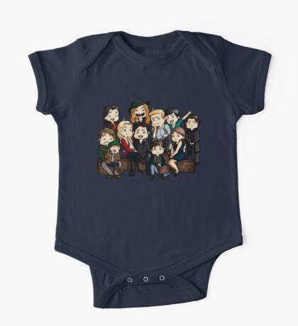 Family One Piece - Short Sleeve