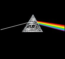 dark side of the moon illuminati by trojanwill96