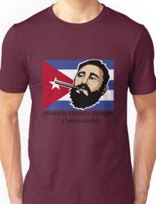 Fidel Castro Cuba Unisex T-Shirt