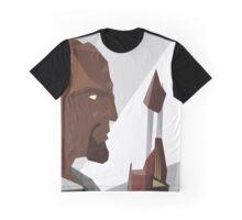 Star Trek - Cubism Klingon Graphic T-Shirt