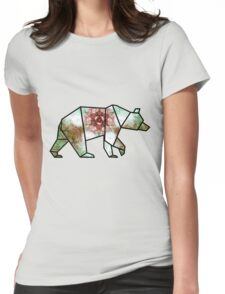 Beyond the Horizon Womens Fitted T-Shirt