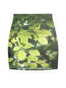 Illumination Mini Skirt