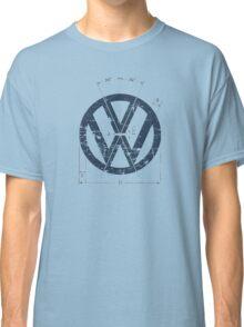 VW Old School Logo Classic T-Shirt