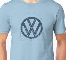 VW Old School Logo Unisex T-Shirt