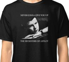 The Ricksters of Astley - White Classic T-Shirt