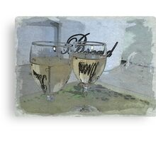 JUST 4 2  ... still life Canvas Print