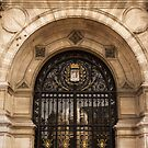 Hotel de Ville - One Of These Gates ©  by © Hany G. Jadaa © Prince John Photography