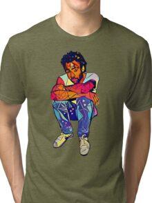 Candid Gambino Tri-blend T-Shirt