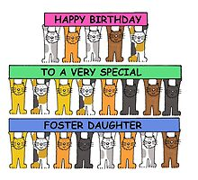 Happy Birthday to a very special foster daughter. by KateTaylor
