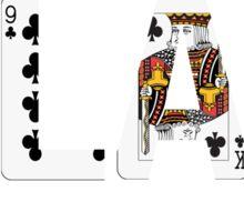 Leτ's Play Poker Sticker
