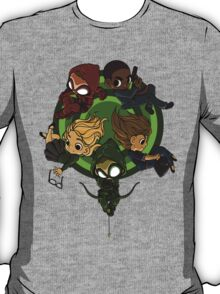 Arrow S3 Promo Poster Variant - Version 2 T-Shirt