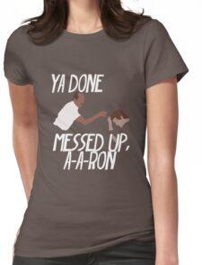 key & peele Womens Fitted T-Shirt