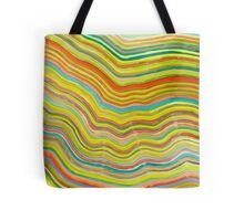 colorful silence Tote Bag