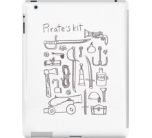 Pirate's Kit iPad Case/Skin