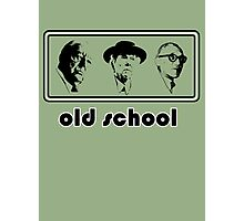 Old school architects Architecture T shirt Photographic Print