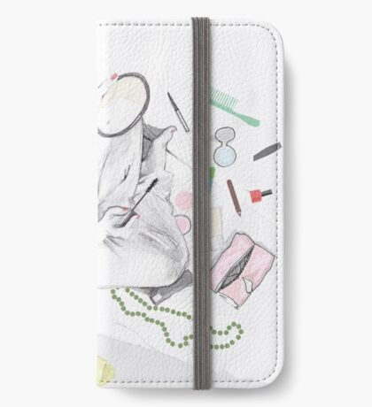 Make up iPhone Wallet/Case/Skin