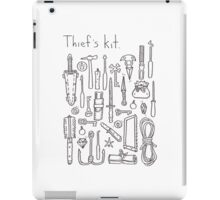 Thief's Kit iPad Case/Skin