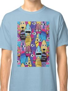 Monsters with emotions Classic T-Shirt