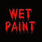 Wet Paint by stuwdamdorp