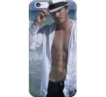 Ian Somerhalder (Hot Summer Body) iPhone Case/Skin
